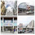 Norges nest største aktør: Sektor på senter shopping