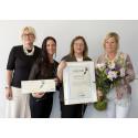 Attendo Hammarby är årets enhet inom Attendo Skandinavien Äldreomsorg