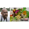 "TENZO: Vegansk Fine Dining Pop up ""Just outside town"""
