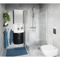 Somran badrumsmöbel 500 mm, perfekt i det lilla badrummet.