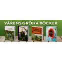 Böcker om trädgård och odling våren 2016