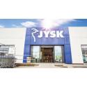 Fornyelsen av JYSK har endelig nådd Sotra!