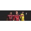 New Balance avslører hjemme drakten for Liverpool FC 2018/2019.