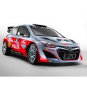 Hyundais rallyteam klar for Rally Monte Carlo