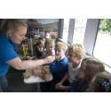 Comrie pupils get a lesson with fibre broadband