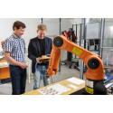Högskolans forskning inom automation lockar länets företagare