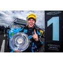 Internationell racingstjärna hoppar in för prins Carl Philip i STCC-premiären
