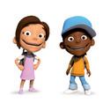 Malin och Martin i Equalize Junior och appen (tif, cmyk)