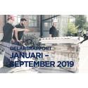 Delårsrapport januari-september 2019 Stendörren Fastigheter AB (publ)