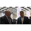 Ulf Erlandsson, Senior Portfolio Manager AP4,  about credit risk on ECBC in Düsseldorf