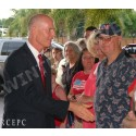 Rick Scott meets with supporters in Winter Haven, Florida