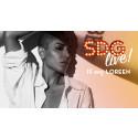 Loreen på SDG Live!