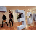 University Gallery reopens with launch of three new exhibitions