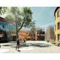 Örebroporten har utsett byggentreprenör till Kulturkvarteret