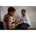 Hivprojekt i Sydafrika uppnår 90-90-90-målet ett år före utsatt tid