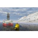 Hi-res image - Kongberg Digital - Simulated Training Scenario from Arctic