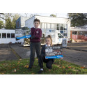Edinburgh and South Queensferry pupils get a lesson with fibre broadband
