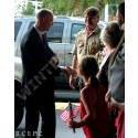 Rick Scott greeted by crowd in Winter Haven, Florida