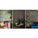 Cole & Son hyllar Afrikansk kultur med färgstark tapetkollektion i samarbete med Ardmore Ceramics