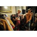 Bakom modekulisserna på London Fashion Week