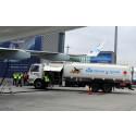 KLM lanserer flygninger med biodrivstoff fra Oslo til Amsterdam