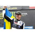 Johan Kristoffersson världsmästare i rallycross