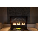 Nya inredningsknepet - ger obegränsade designmöjligheter med eld