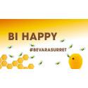 Inbjudan: Bi Happy! Bevara surret! Kvällsseminarium om bin 4 maj