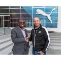 PUMA EXTENDS PARTNERSHIP WITH GHANA FOOTBALL ASSOCIATION