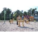 PRESSINBJUDAN: Invigning av vilda västernlekpark i Vänge