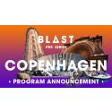 Full program for BLAST Pro Series, Copenhagen released!