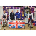 Paralympic gold medallist heads to Cadbury World to support charity challenge
