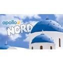 Apollo storsatser – vil være nordens bedste rejsearrangør