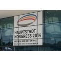 Hauptstadtkongress Medizin und Gesundheit 2014: HFH mit vor Ort in Berlin