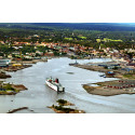 Oskarshamn är den naturliga södra porten till Gotland