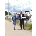 """Kent Johansson, vd, Älvsbyhus: """"Målsättningen är en fördubbling av antal hus"""""""