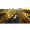 Roxtec sikrer baneinfrastrukturen i Belgien