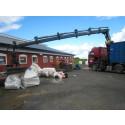Älvsborg rensas på tonvis med skrot