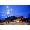 Ny ledning och nytt innehåll på Araby Park Arena