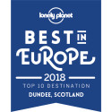 Lonely Planet picks Dundee for Best in Europe 2018 list