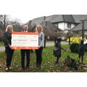 Govia Thameslink's fundraising sees Christmas come early to children's hospice