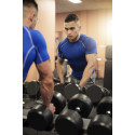 Northumbria University scientists find looking in the mirror makes you stronger