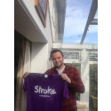 Jersey resident takes on Resolution Run for the Stroke Association