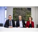 Kontraktet påskrivet om mark- och anläggningsentreprenaden för Kardonbanan