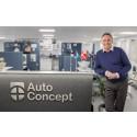 Ny nordisk försäljningschef till AutoConcept