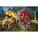 Sveriges mest populära barnprogram, Wild Kids, spelas in i Järvsö!