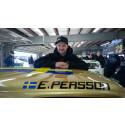 Världsmästaren kör V8 Thunder Cars – Emil Persson klar för Bryntesson Motorsport