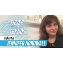 Tjejer och Teknik: Jennifer Nordwall