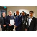 Inspecta on myöntänyt ohjelmistoyhtiö M-Files Oy:lle ISO/IEC 27001-tietoturvasertifikaatin