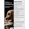 Program för Skelettens och Arkeologins dag 2014